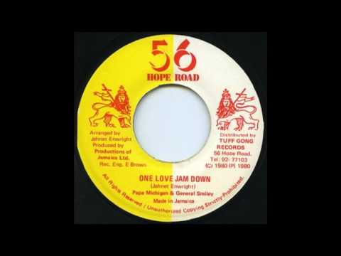 Papa Michigan & General Smiley ‎- One Love Jam Down