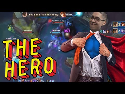 THE ROCK WHO STOLE BARON... THEY SAY I'M A HERO! - Trick2G
