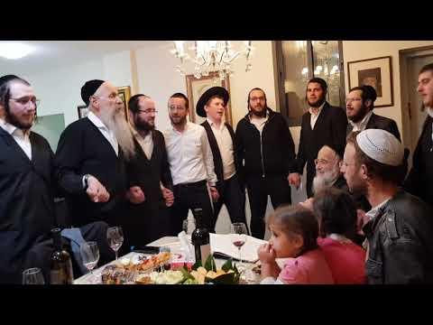 מרדכי בן דוד שימח ר' קלמן גולדשמיד   Mordechai Ben David Kumzitz For Rav Kalman Goldschmidt