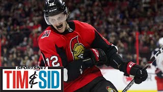 Assessing Thomas Chabot's Eight-Year Extension With The Senators | Tim and Sid