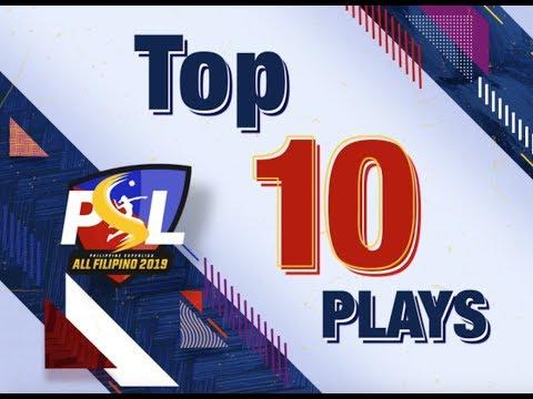 PSL All-Filipino 2019 | Top 10 Plays June