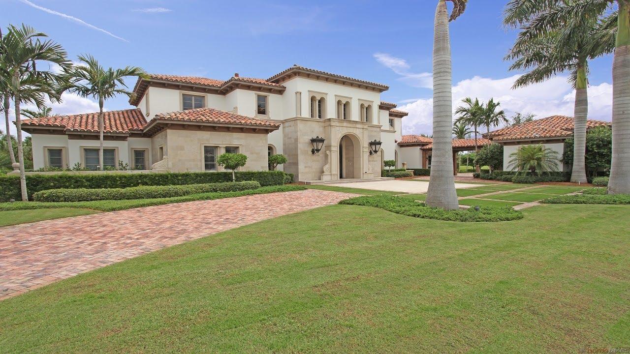 12245 Tillinghast Circle Palm Beach Gardens Florida 33418 - YouTube