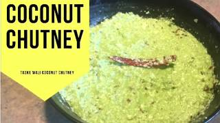 Coconut Chutney for idli/ dosa|| Easy and Quick Coconut Chutney Recipe|| Coconut Chutney with Yogurt