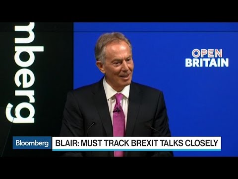 Is Tony Blair the Right Leader for Anti-Brexit Fight?