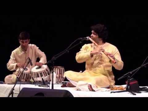 Pt. Rakesh Chaurasia Ji and Basant Madhur Raag Hansdhwani Part-1