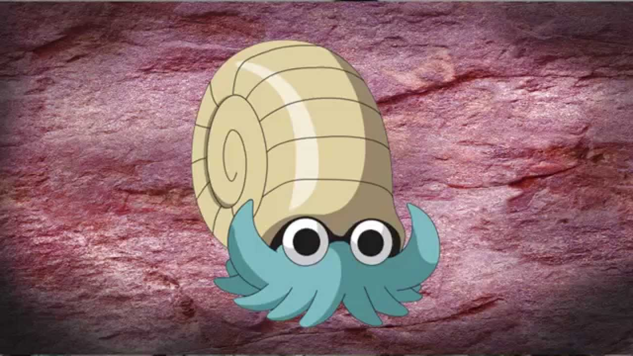 Fossil Watch Pokemon Science Facts - Omanyte , Omastar & The Helix