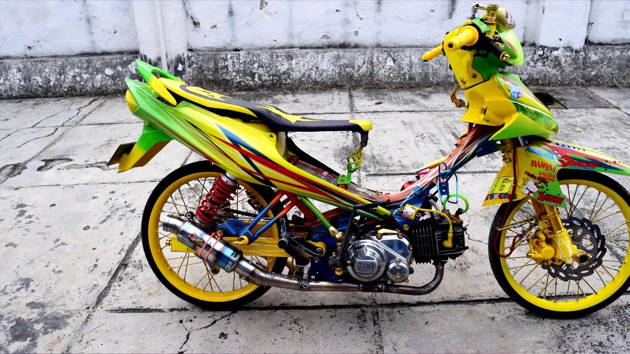 73 Modifikasi Motor Vega Zr Kontes Terlengkap Kuroko Motor