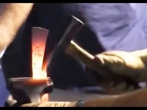 Forging and Finishing the Brut de Forge Knife by Joe ...