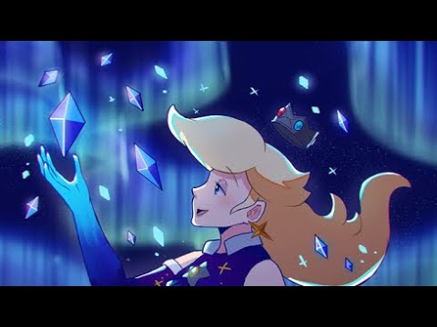 Rosalina (Aurora) explores the galaxy 🌌 ❤️