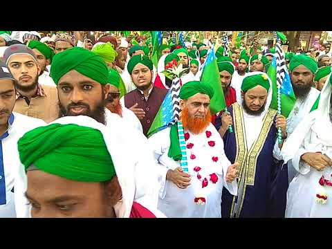 Ishq Mohabbat Ishq Mohabbat Aala Hazrat Aala Hazrat|Beautiful voice of shoeb Attari|At julus 2017 MH