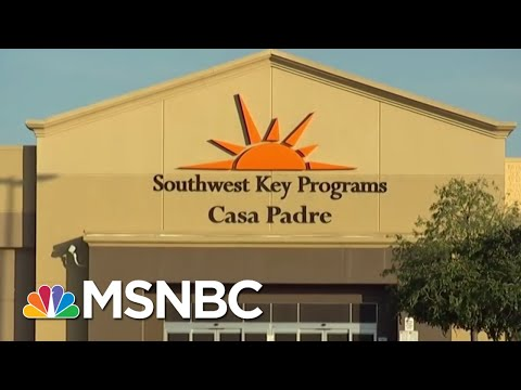1,400+ Immigrant Boys Are Being Housed In A Former Wal-Mart   MSNBC