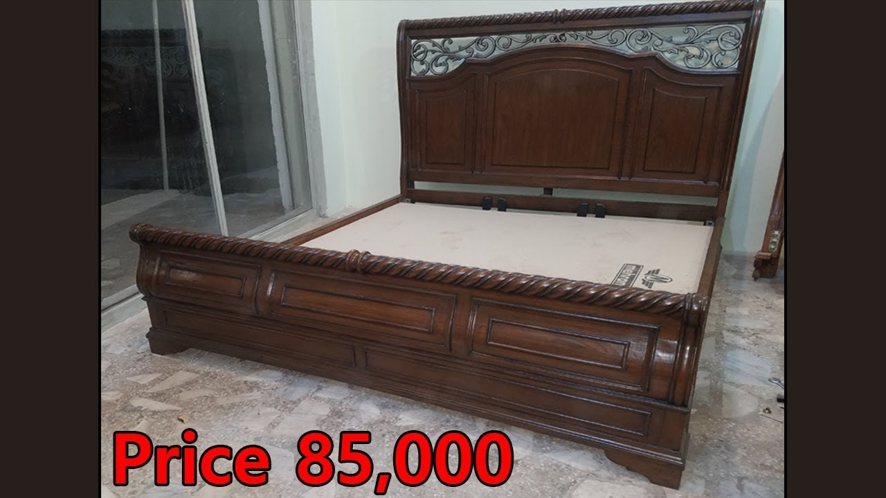 Delicieux Sheesham Wood Furniture Bed Design In 2018 Price 85,000