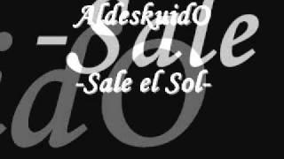 AldeskuidO-Sale el sol
