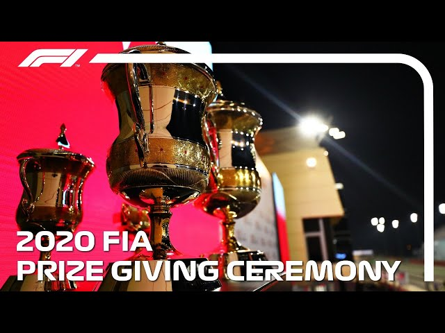 2020 FIA Prize-Giving Ceremony LIVE