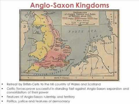 The Making of Anglo-Saxon England