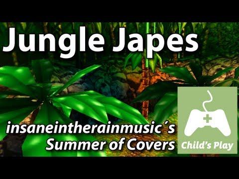 Jungle Japes - Donkey Kong 64 | Tenor Sax Cover