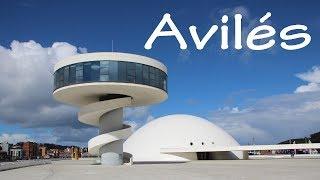Avilés, el futurista Centro Niemeyer y Salinas   Viajando con Mirko