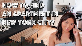How to find an apartment in NYC? | #InternshipSeries