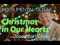 Jose Mari Chan - Christmas In Our Hearts instrumental guitar karaoke version cover with lyrics