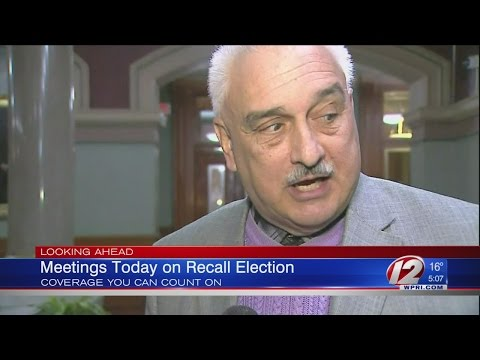 At least 1 candidate in Providence city council recall election