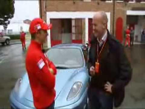 Kimi Räikkönen  Ajoneuvos  18. 12. 2008. with English subtitles
