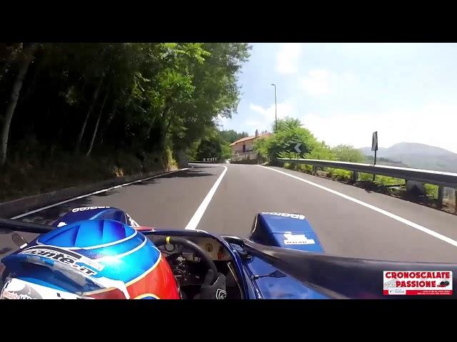 Rechichi Gaetano | Ermolli Suzuki | E2SC 1400 | Cronoscalata Santo Stefano - Gambarie 2019