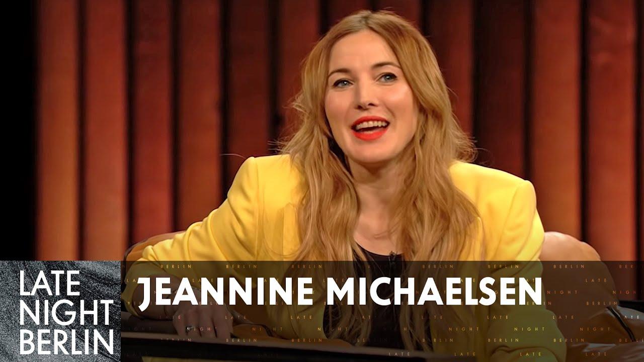 Jeannine Michaelsen über ihre Vergangenheit als Animateurin   Late Night Berlin   ProSieben