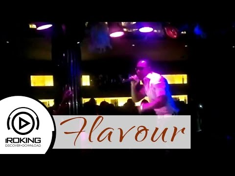 Flavour - Grand Performance At Hush Night Club [Video]