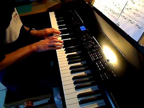 The Mask of Zorro - Zorro's Theme (Piano Cover)