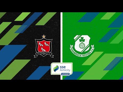 Premier Division GW13: Dundalk 0-4 Shamrock Rovers
