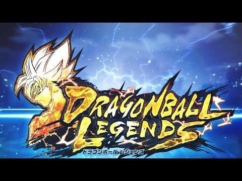 OMG DRAGON BALL LEGENDS DÉVOILÉ - NOUVEAU JEU MOBILE DRAGON BALL TOUTES LES INFOS !