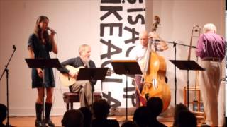 Roswell Rudd & Heather Masse with Rolf Sturm & Mark Helias  - LIVE FROM THE KLEINERT