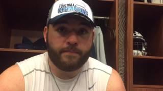 Penn State's Ryan Bates talks Big Ten title