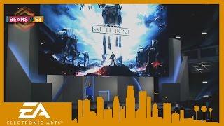 E3 2015: Electronic Arts Pressekonferenz   mit Kommentar   15.06.15