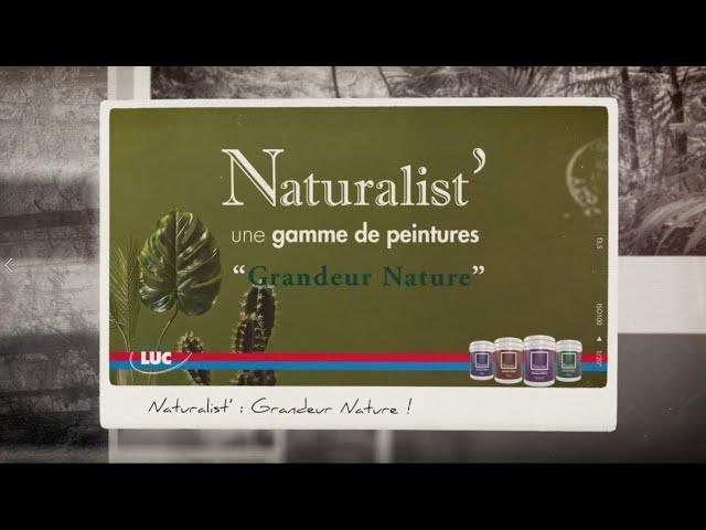 Naturalist' Grandeur Nature