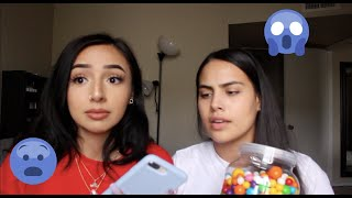 READING YOUR ASSUMPTIONS ABOUT US *DO WE FIGHT* | LGBTQ