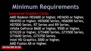 F1 2014 - PC Game - Requirements