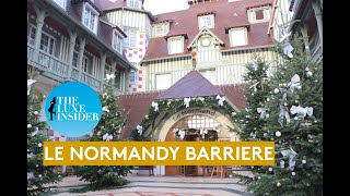 Le Normandy Barrière | Deluxe Sea View Room by The Luxe Insider