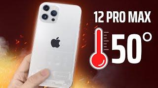 iPhone 12 Pro Max GIẬT LAG khi chơi game, nóng gần 50°C: Vì đâu nên nỗi?