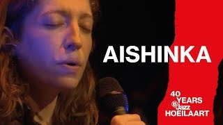 Aishinka @ B-Jazz 2019 (music + interview)