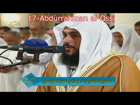 1/2: Dünyanın En Güzel Kuran Okuyan 21 Hafızı   21 Best Readers of Quran   أفضل 21 قراء للقرآن indir