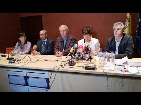 Presentaciok Congreso Internacional sobre  San Pedro de Montes