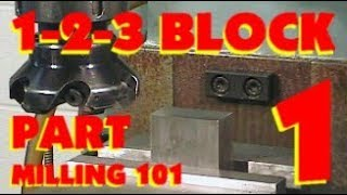 023 THE 1-2-3 BLOC PROJECT PART 1 , MILLING, DRILLING AND GRINDING 101 MARC LECUYER