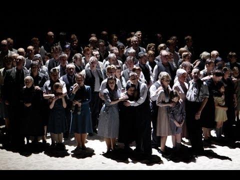 Nabucco - The Royal Opera Chorus on their day job (The Royal Opera)