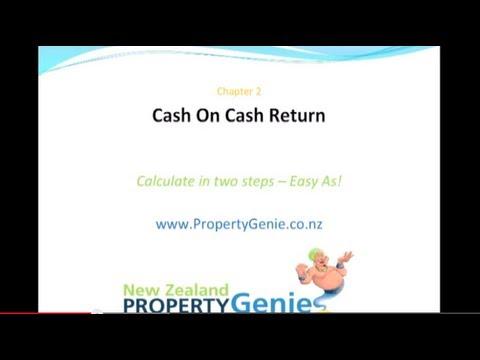 Cash On Cash Return Explained - YouTube