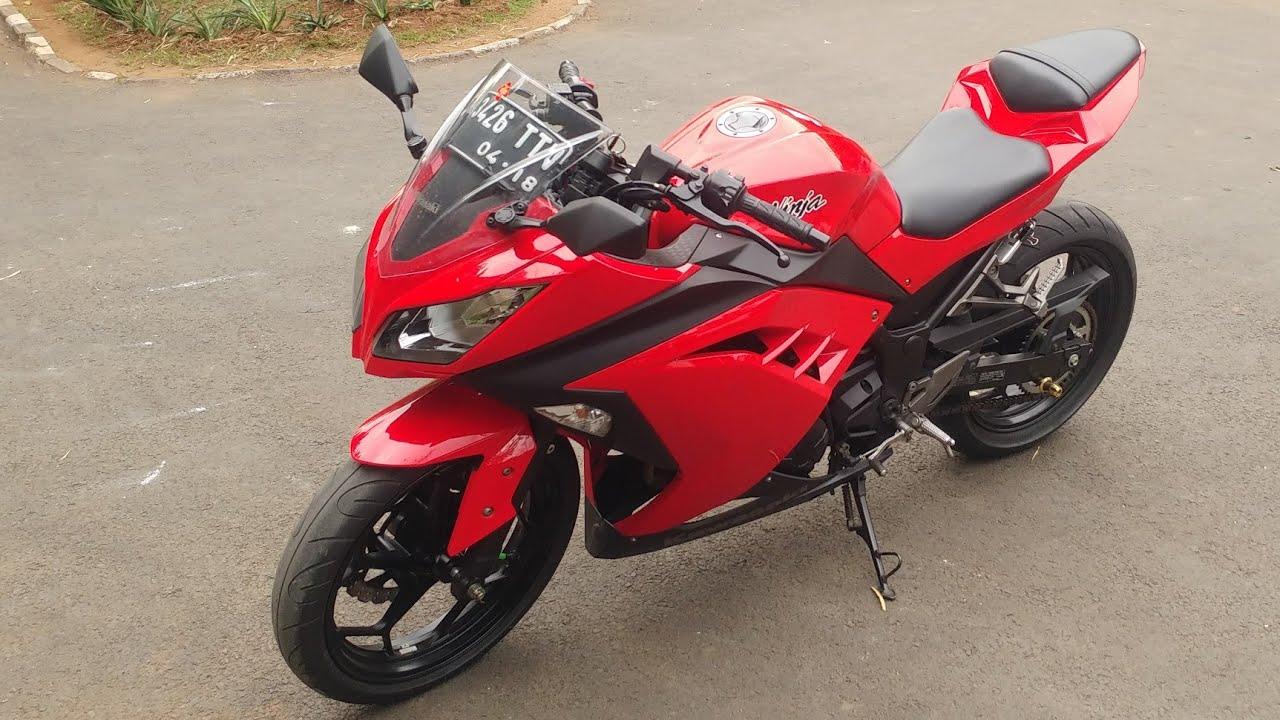Kawasaki Ninja 250 Fi - 2013