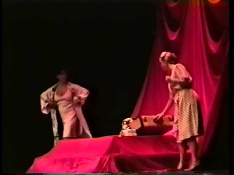 1995 Boston College Theatre Department production of Evita
