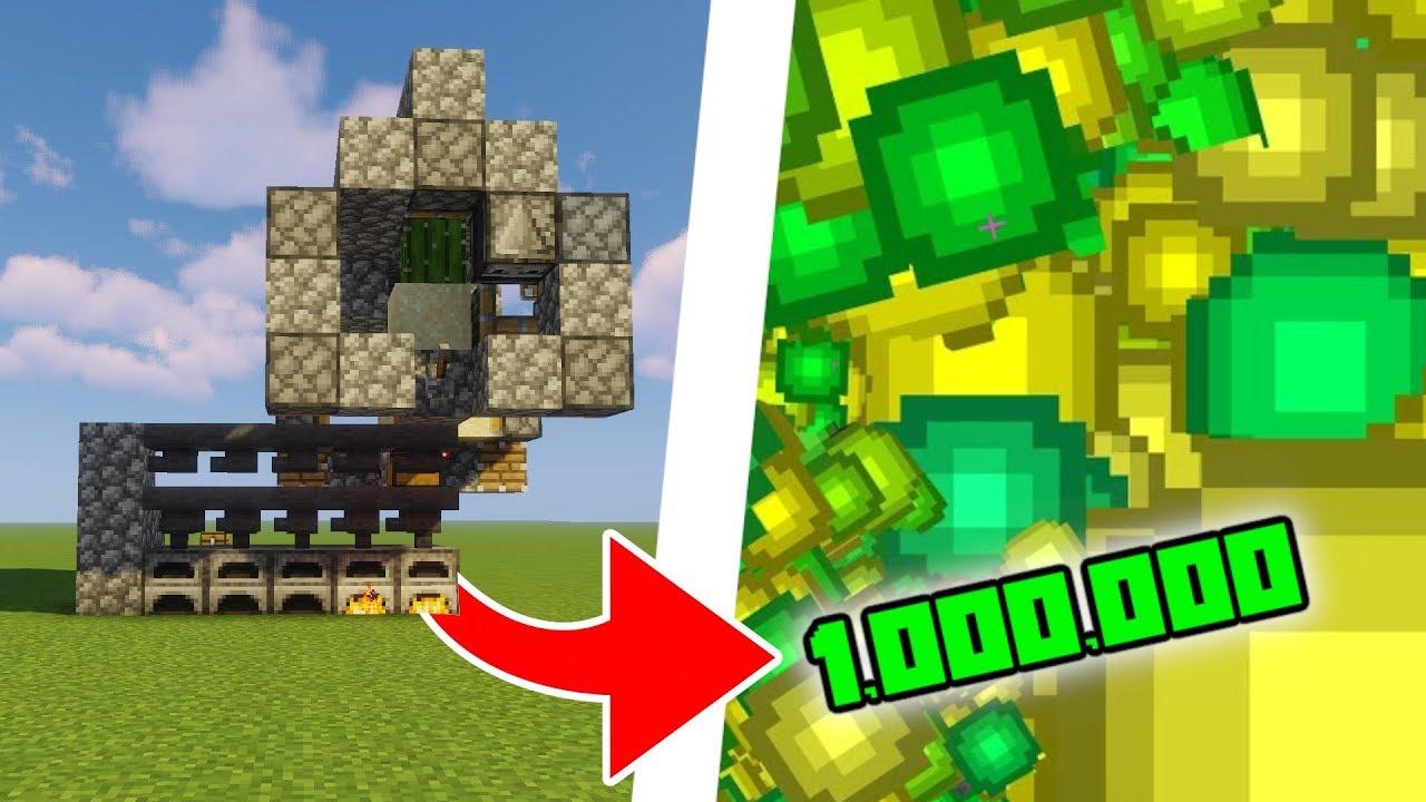Download Wie baut man eine automatische XP Farm in Minecraft 1 14 | Minecraft XP Farm bauen Deutsch