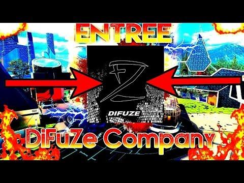 MON ENTREE DANS LA DIFUZE ! - YouTube