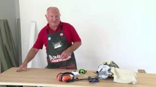 How To Cut A Bamboo Benchtop  - DIY At Bunnings